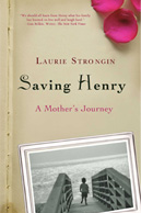 Saving Henry book cover