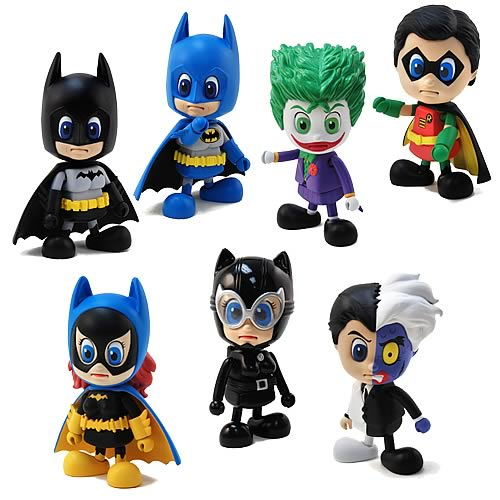 New Batman Action Figures