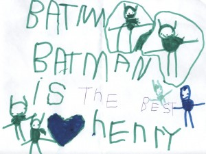 Batman is the Best
